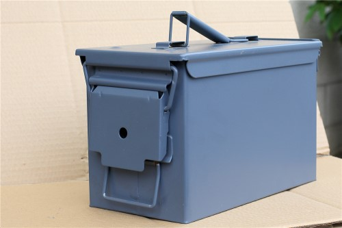 Ammo can M2A1 Military Army Spec. 50 Caliber Ammo Box, Ammunition Can
