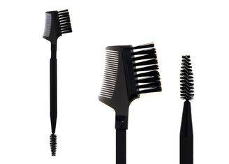 Black plastic wooden handle with synthetic hair