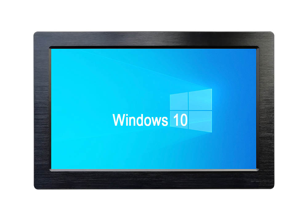 15.6 19 21.5 24 32 inch wide lcd industrial touch screen monitor LCD display with VGA HDMI or DVI