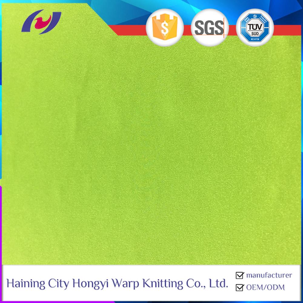 80 Nylon 20 Spandex Shiny Stretch Fabric Swimsuit Fabric Sportswear Fabric