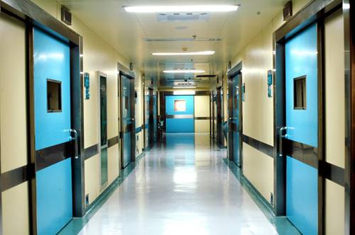 Anti-radiation Hermetic Doors for Hospital