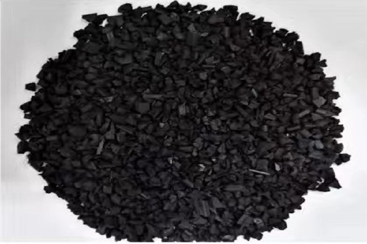 Black EPDM granules for football field