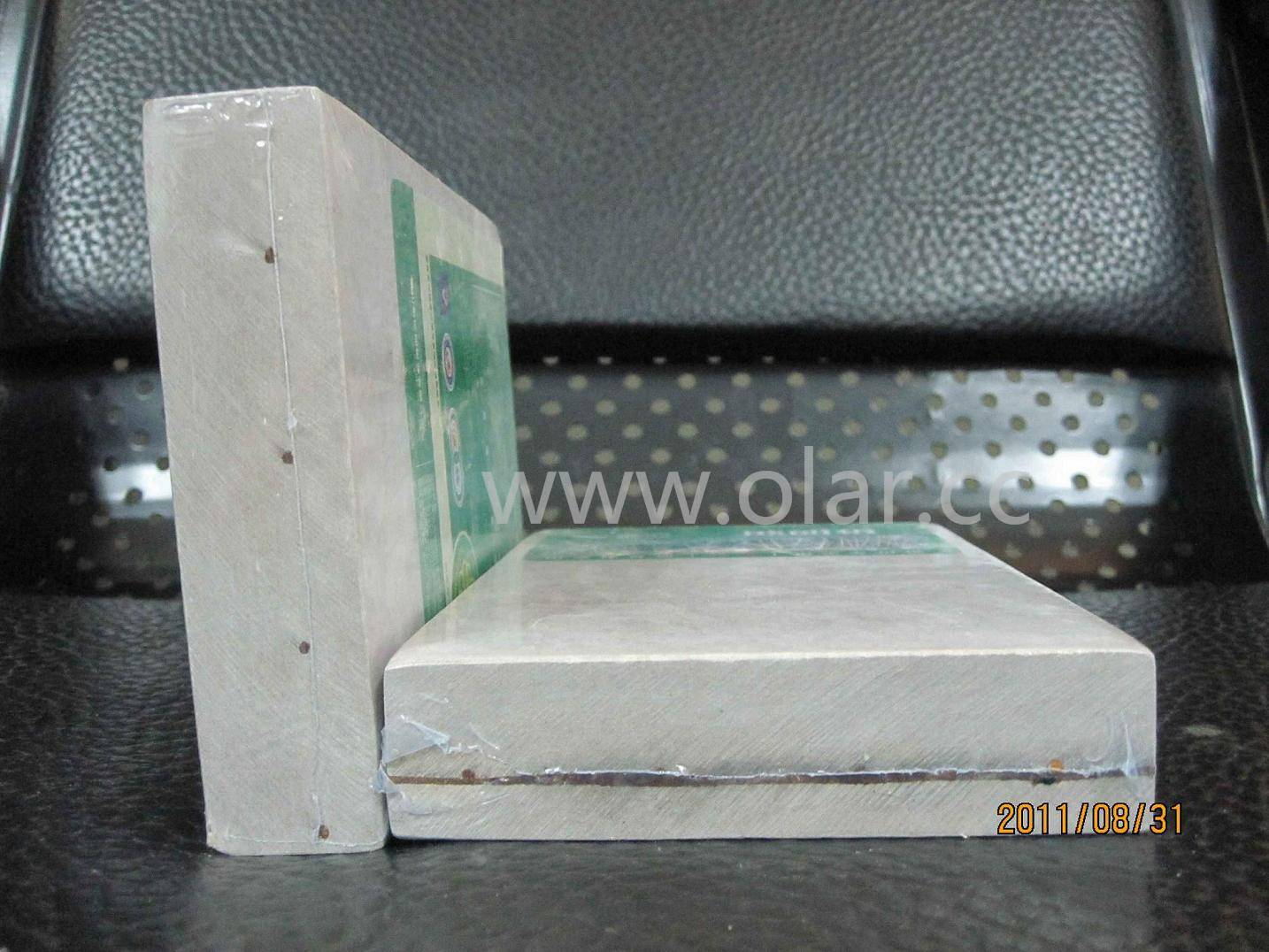 High Density Fiber Cement Board--Used in Stairs