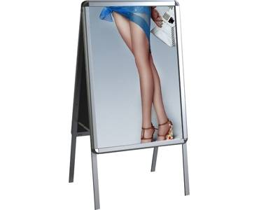 A Board, Pavement sign stand