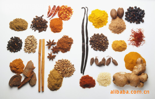 halal natural spices powder