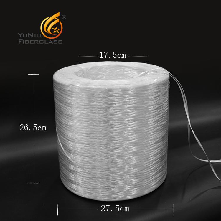 E-glass fiberglass direct roving for filament winding