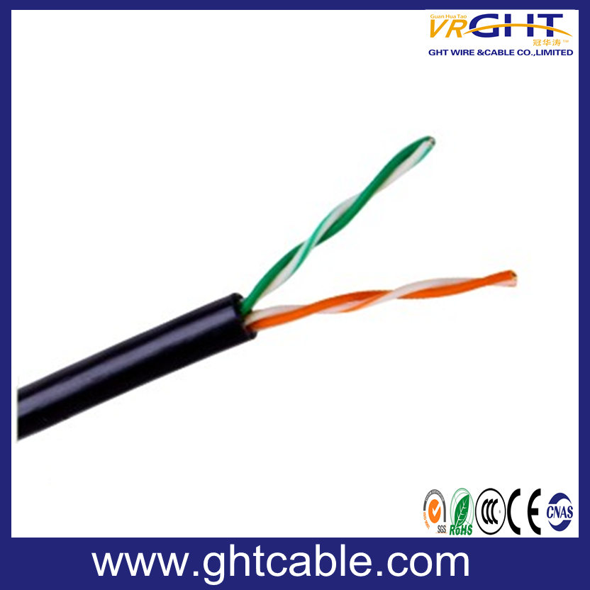 2 Pairs Shielded Telephone Cable