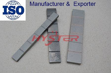 ASTM A532 White Iron Wafer Strips