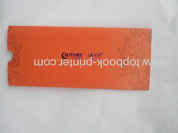High-quality online handmade envelope-like wedding invitation card design and printing