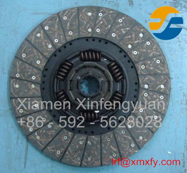 Bus Spare Parts Clutch Driven Disc Assy for Kinglong Bus