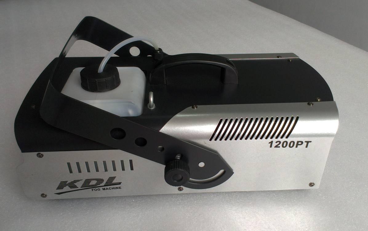 1200w temperature manual control fogger