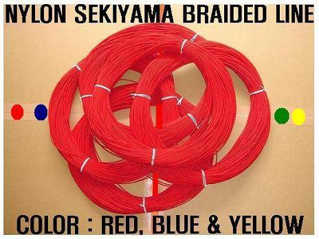 Nylon Sekiyama Braided Line