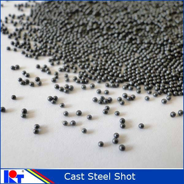 High quality steel shot S390/1.2mm for surface cleaning