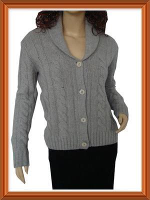 argyle cashmere sweater