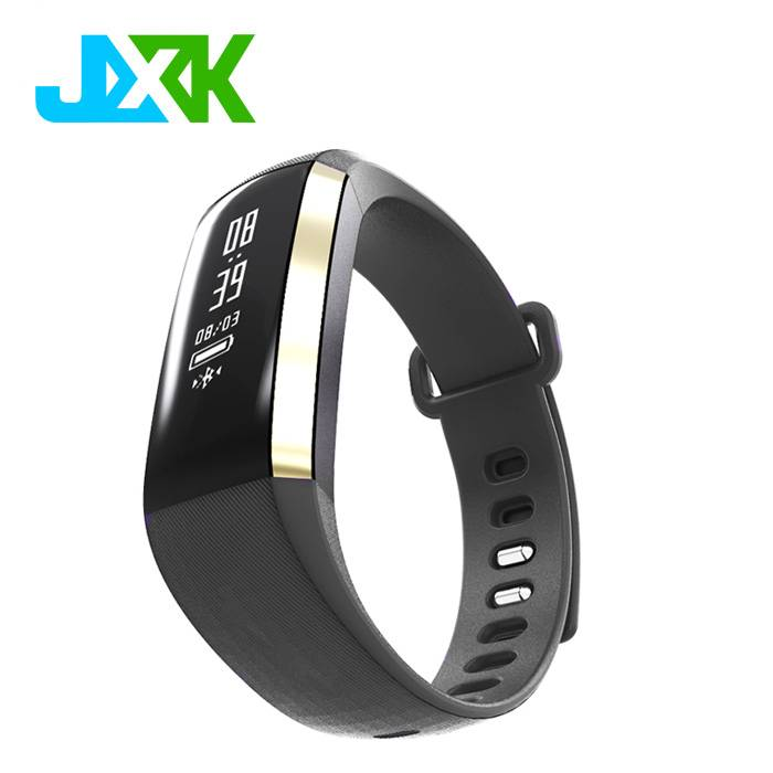 JXK Smart Bracelet Blood Pressure Heart Rate Monitor Pedometer Bluetooth 4.0 Smart Bracelet