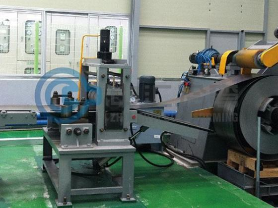 Condenser Pipe Production Line