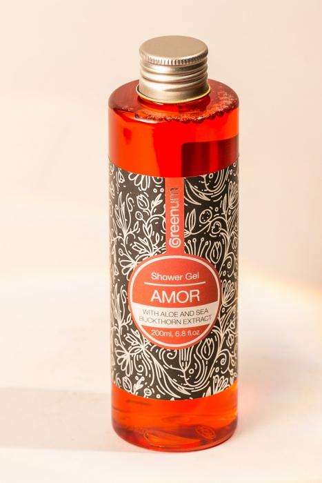 High Quality Moisturizing Softening Shower Gel 200ml OEM ODM Nice Fragrance SPA Therapy