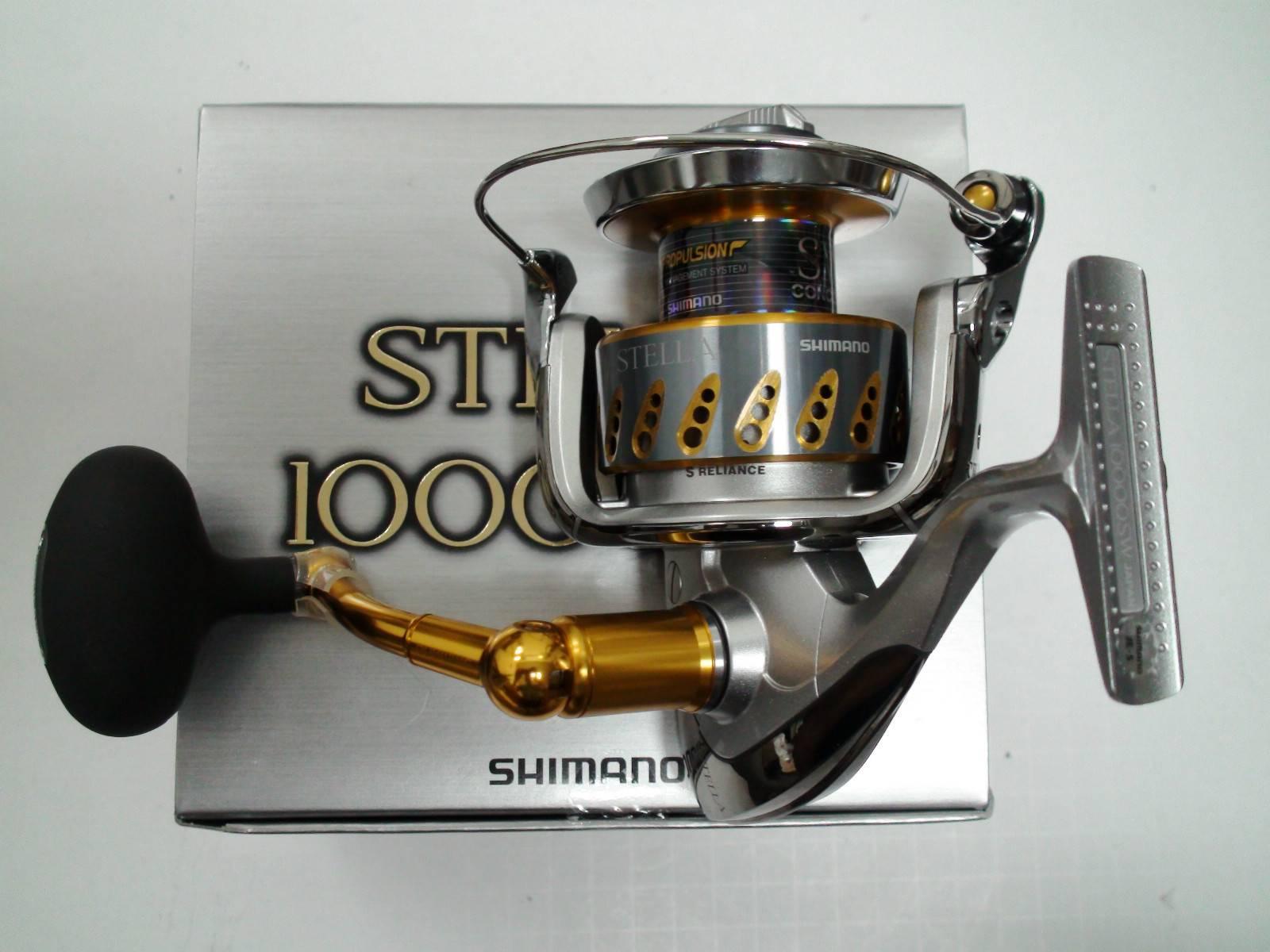 Shimano stella STL10000SW Fishing Reels
