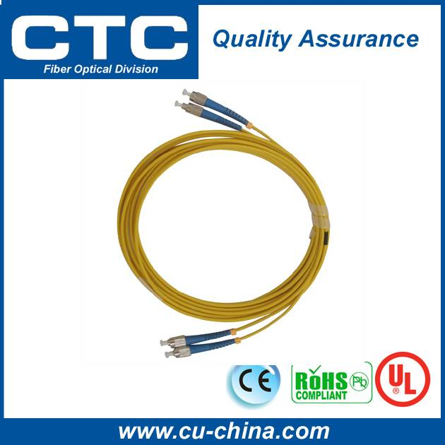 quality assurance fiber optic jumper