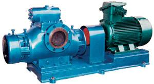 2HE、M、R Series double-absorb twin screw pump