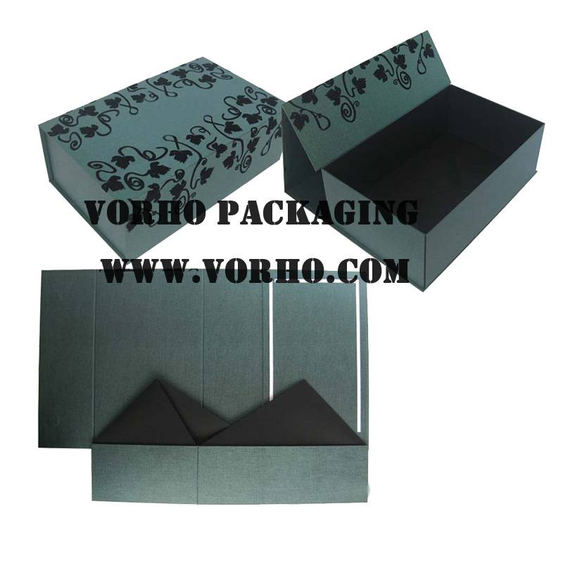 Collapsible Paper Gift Box