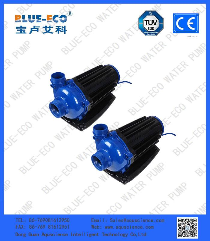 Electric fuel centrifugal water pond pumps