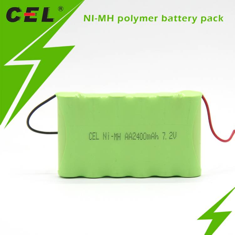 AA2400 NI-MH battery for Emergency Light