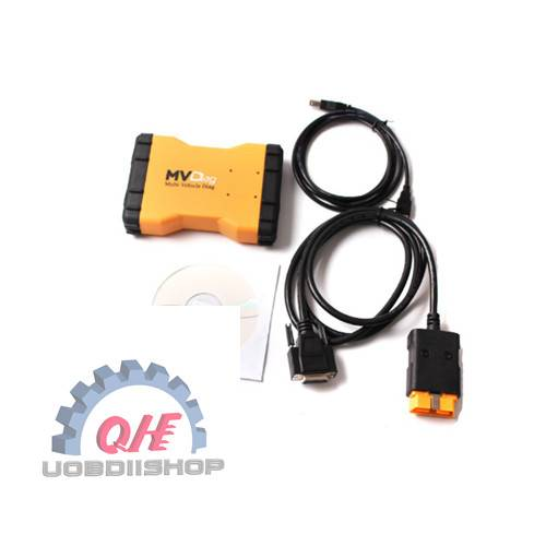 MVDiag Diagnostic Tool with 5.00.8 Without Bluetooth Free Shipping