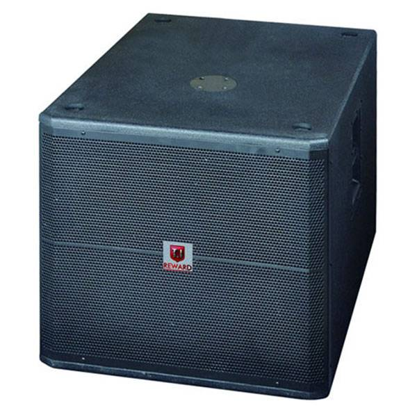 I-115S indoor bass 15'' 500W RMS subwoofer