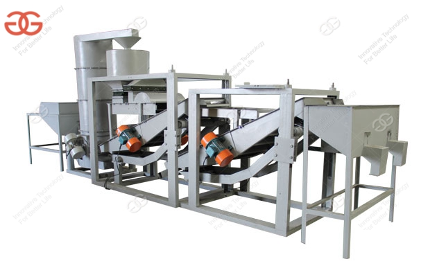 Commercial Sunflower Seeds Shelling Machine With Factory Price