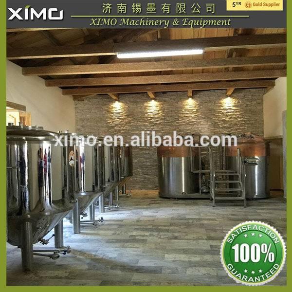 Micro Beer brewery plant beer equipment