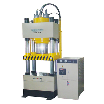 Upper-cylinder Type Cold Extrusion Hydraulic Press