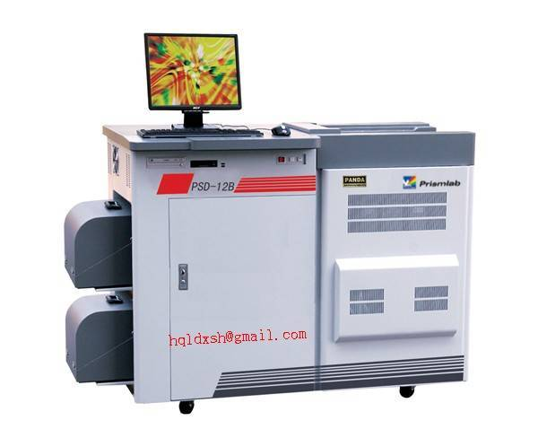 Digital Double sided Minilab Photo Machine PSD-12B