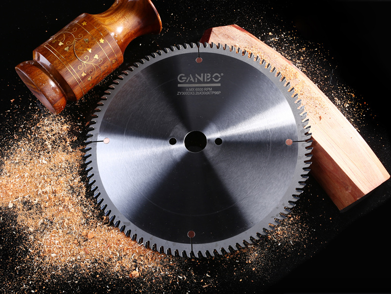 General Level Circular Cutting Disc for Cutting Wood with Rakers