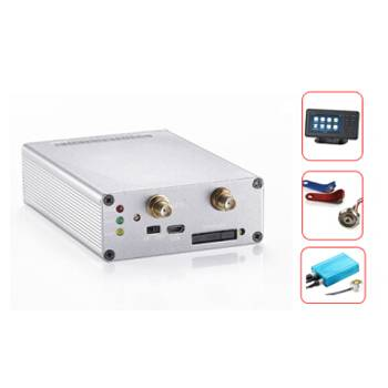 New Arrival Real-time Advanced AVL Car/Fleet GSM/GPRS Tracking System, MT-100