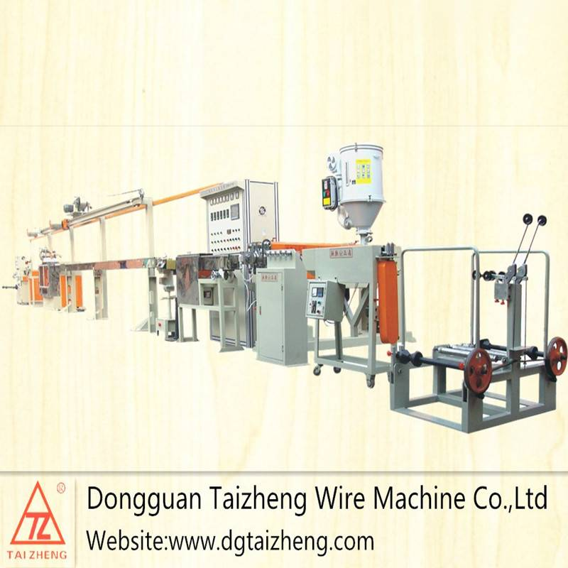 wire/cable/pipe extrusion machine production line