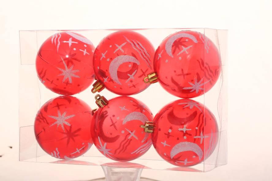 Christmas Transparent Ball For Christmas Tree Ornament