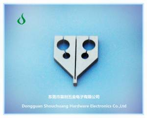 Intelligent IC card welding heads