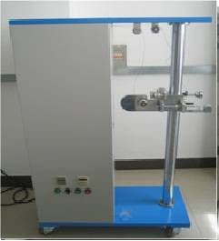 Pull force and torque tester for supply cord