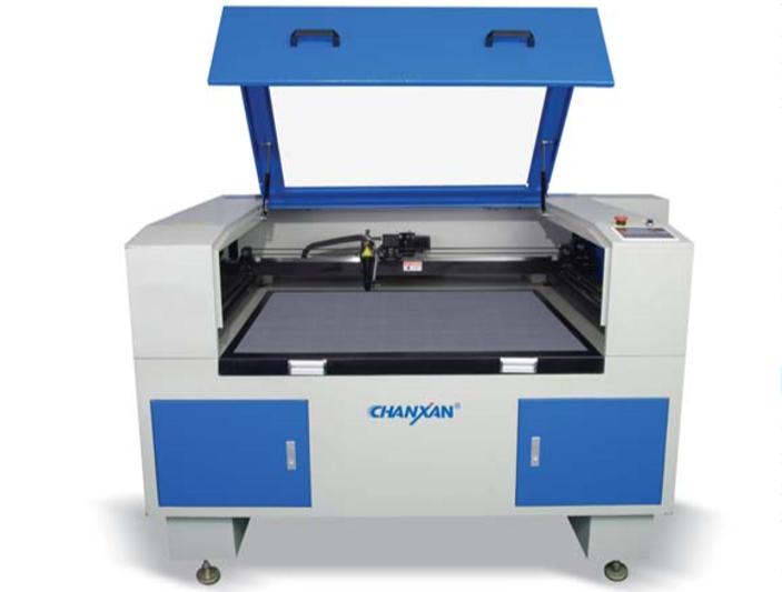 CW-1610S Camera Laser Cutting Machine