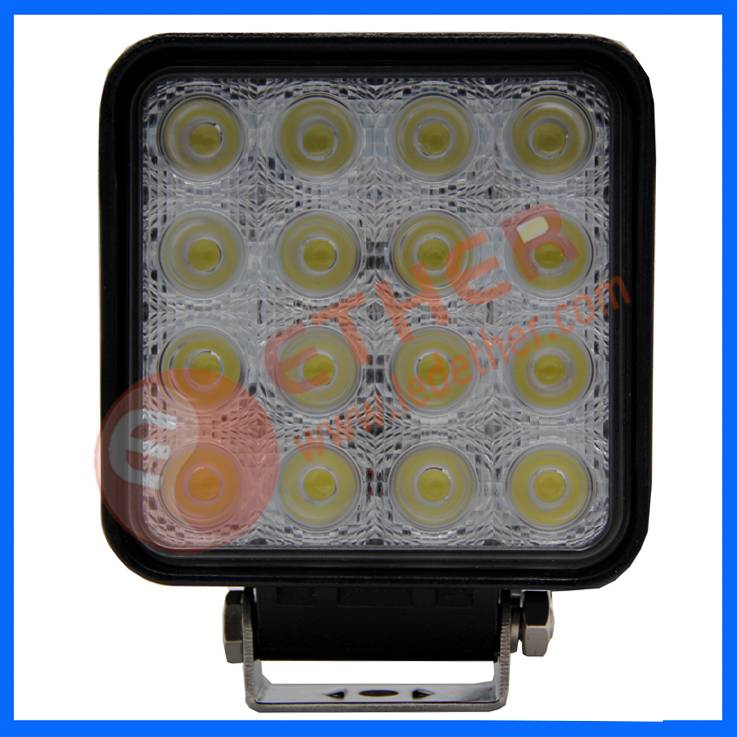 48W led work light for jeep wlanger