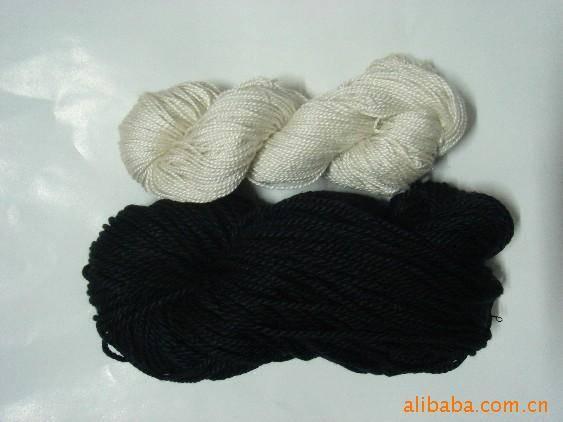 60nm/16ply Spun Silk Ply Yarn Mulbery Silk Dyed