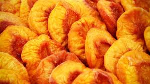 DRIED PEACHES DRIED FRUITS