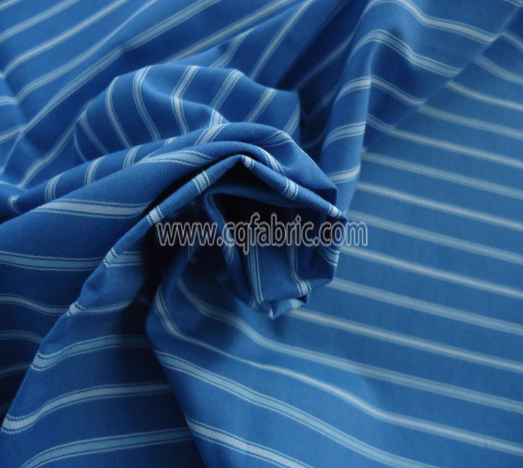 50D polyester plain yarn dyed fabric CWC-045