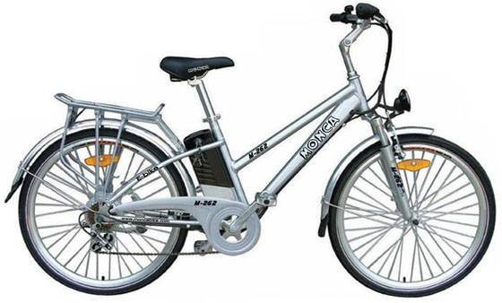electric bicycle M262