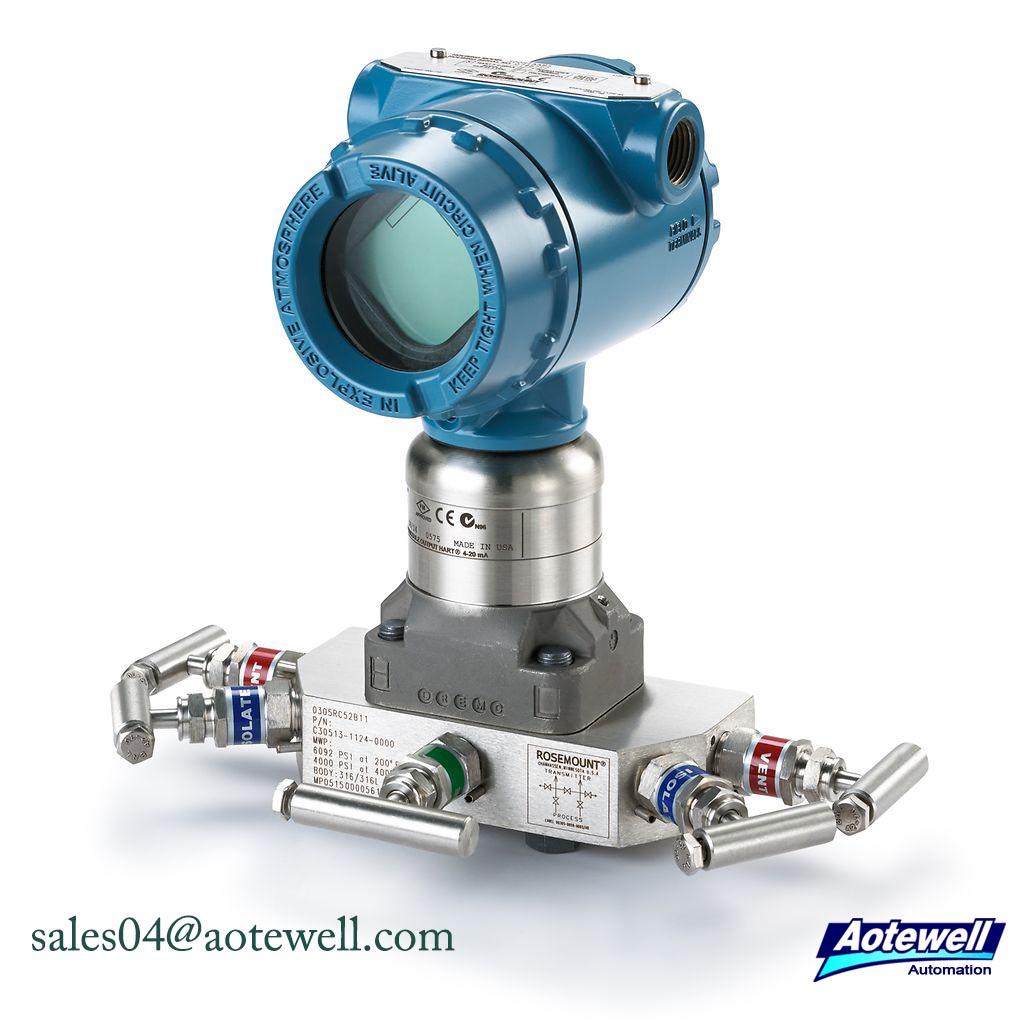 Rosemount Process Instrument Different Pressure Transmitter Series
