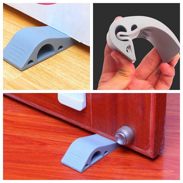 Child safety door card security door stopper