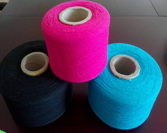 100% acrylic yarn open end for knitting,weaving