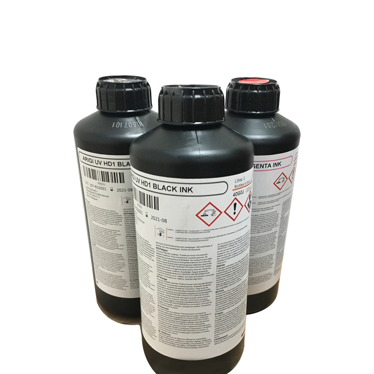 UV Ink For UV flatbed printer and UV Roll to Roll Printer Konica Gen5 Print Head ink