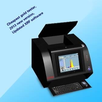 Jewellery Shop Gold Testing Machine/Jewellery Testing Machine (NAP7800)